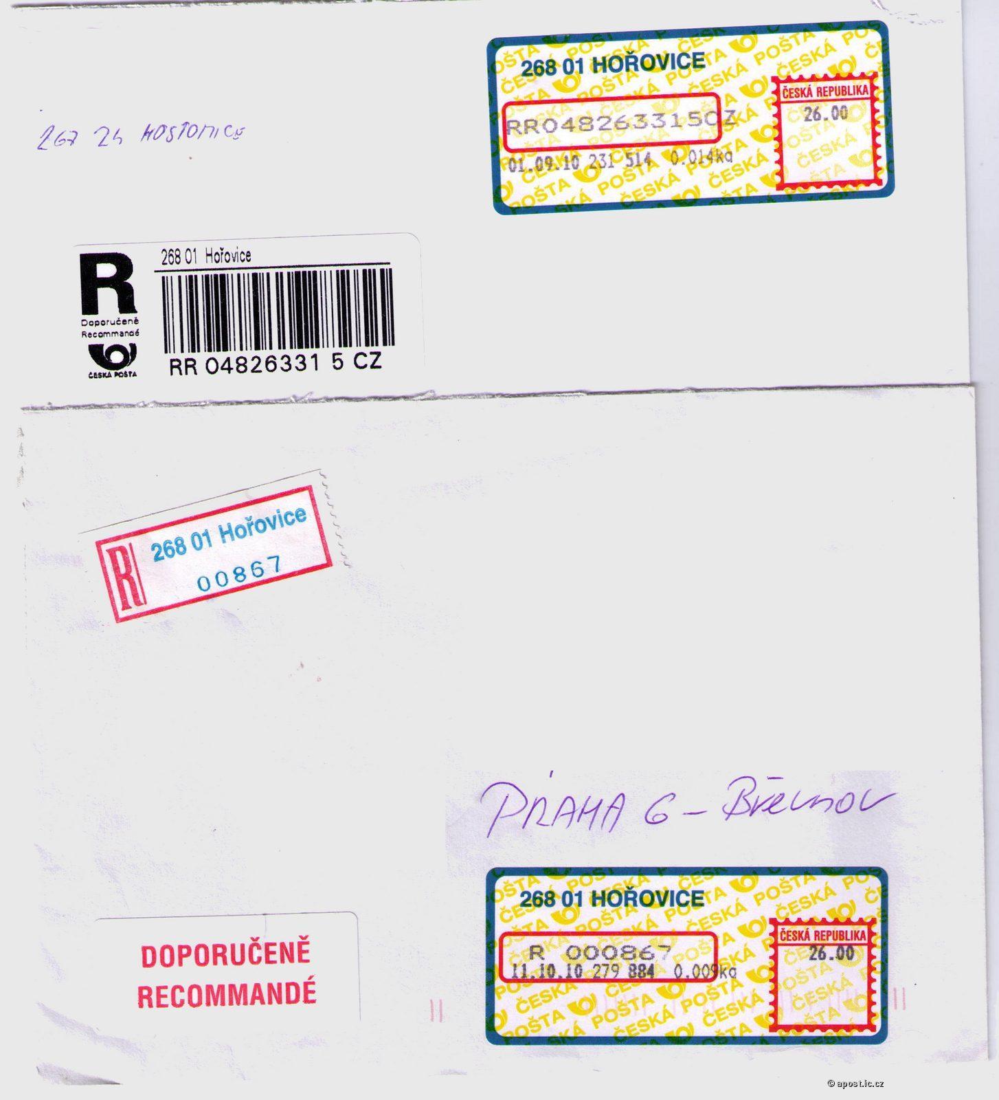 268 01  Hořovice